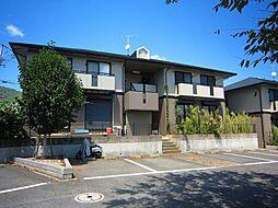 福岡県北九州市小倉南区上吉田3丁目の賃貸アパートの外観