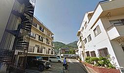 兵庫県神戸市灘区薬師通2丁目の賃貸マンションの外観