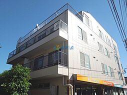 神奈川県横浜市鶴見区駒岡4丁目の賃貸マンションの外観