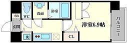 No.77 FUKUSHIMAIII[2階]の間取り