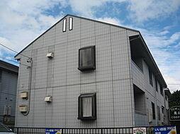 愛知県名古屋市緑区桃山2丁目の賃貸アパートの外観