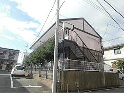 静岡県沼津市平町の賃貸アパートの外観