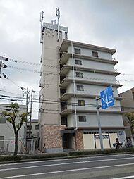兵庫県尼崎市次屋3丁目の賃貸マンションの外観