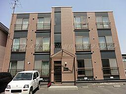 ボナンザ48[3階]の外観