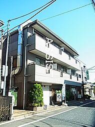 JR中央線 武蔵境駅 徒歩12分の賃貸マンション