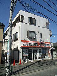 東京都立川市栄町3丁目の賃貸マンションの外観