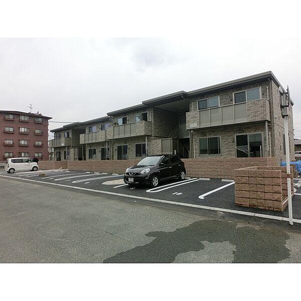 クラリス 2階の賃貸【熊本県 / 熊本市中央区】