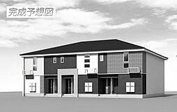 木戸新築アパート[2階]の外観