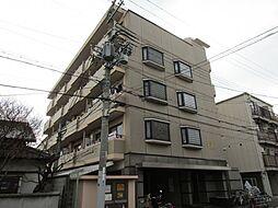 コーポシーダーII[4階]の外観