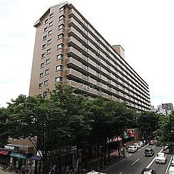 ピア高宮S棟[5階]の外観