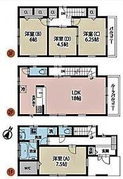 南浦和駅 5,080万円