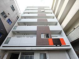 愛知県名古屋市中村区大門町の賃貸マンションの外観