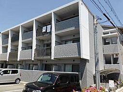 兵庫県明石市田町2丁目の賃貸マンションの外観