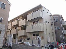 サニーガーデン鶴見[2階]の外観