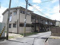奈良県奈良市西大寺北町3丁目の賃貸アパートの外観