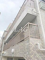 東京都板橋区赤塚3丁目の賃貸マンションの外観