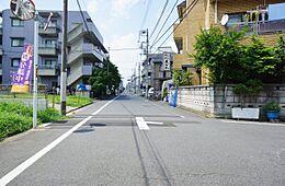 前面道路  伸びやかな7M公道に面しています  東京メトロ有楽町線・副都心線「千川」駅徒歩5分・「要町」駅徒歩8分  主要都市へのピンポイントアクセスが可能