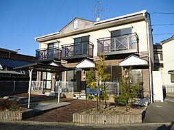 [テラスハウス] 愛知県名古屋市中村区猪之越町3丁目 の賃貸【/】の外観