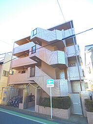 埼玉県さいたま市南区別所5丁目の賃貸マンションの外観