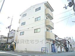 西ノ京ハイツ[3階]の外観