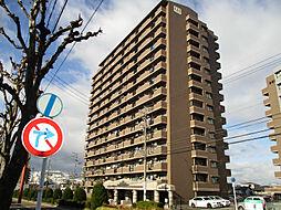 愛知県名古屋市千種区香流橋2丁目の賃貸マンションの外観