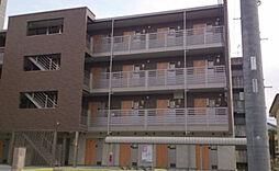 愛知県名古屋市昭和区駒方町4丁目の賃貸アパートの外観