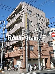 東京都荒川区東日暮里2丁目の賃貸マンションの外観