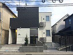 東京都葛飾区奥戸8丁目の賃貸アパートの外観