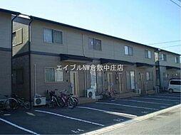 岡山県倉敷市西岡丁目なしの賃貸アパートの外観