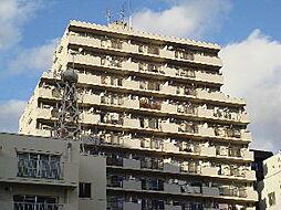 二日町パークマンション[7階]の外観