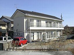 カシヤマアパート[103号室]の外観