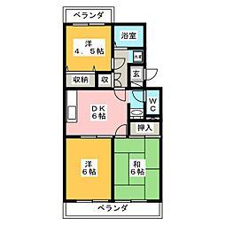 小手指駅 6.5万円
