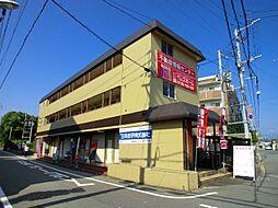 ハイツ長沢[2階]の外観
