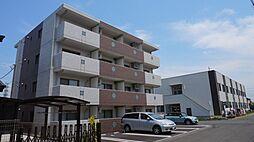 埼玉県熊谷市中西4丁目の賃貸マンションの外観