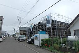 [テラスハウス] 北海道札幌市東区北丘珠四条2丁目 の賃貸【/】の外観