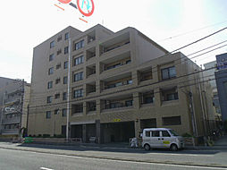 磯子南パーク・ホームズ[1階]の外観