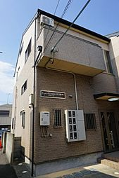 和歌山県和歌山市吹屋町2丁目の賃貸アパートの外観