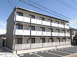 埼玉県さいたま市岩槻区岩槻の賃貸マンションの外観