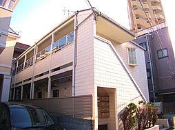 ピュアコート松江[2階]の外観