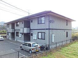 ファミーユ石田 A棟[1階]の外観