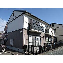静岡県浜松市東区有玉台3丁目の賃貸アパートの外観