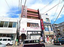 松戸みのり台駅前ビル[4階]の外観