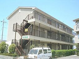 モアクレスト花田公園A棟[301号室]の外観