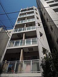 東京都江東区門前仲町1丁目の賃貸マンションの外観