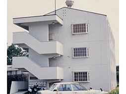 コーポかなや[1階]の外観