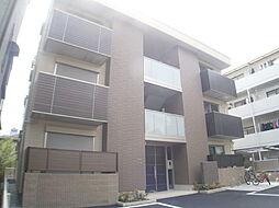兵庫県神戸市灘区大石北町の賃貸マンションの外観