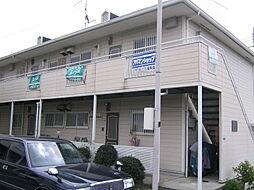 兵庫県宝塚市安倉中1丁目の賃貸アパートの外観