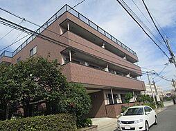 大阪府高槻市氷室町4丁目の賃貸マンションの外観