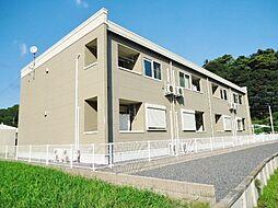 千葉県茂原市上永吉の賃貸アパートの外観