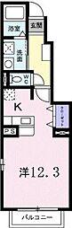 プラウド幕張本郷VII[           1階号室]の間取り
